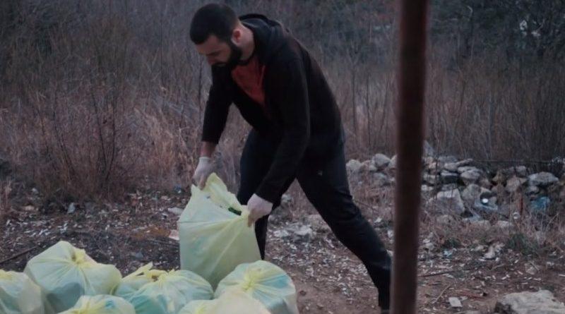 Две момчета от Варна събраха над 20 чувала с боклук (ВИДЕО)