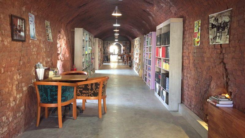 biblioteka Ankara